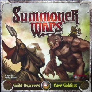Summoner Wars : Battle Pack - Guild Dwarves vs Cave Goblins